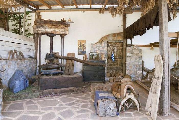 Ферма Cretan Olive Oil Farm