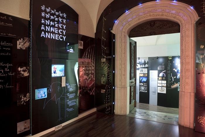 Музей мультипликации Musée du film animation