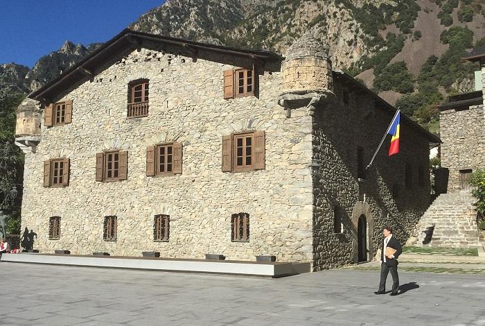 Дом-музей Каса-де-ла-Валь