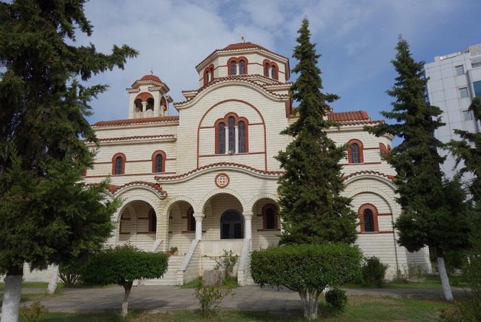Церковь Святых Павла и Астия
