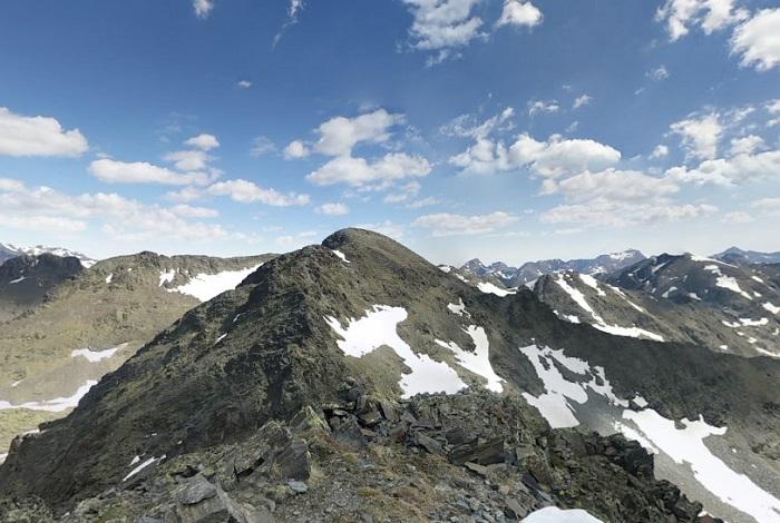 Гора Кома-Педроса