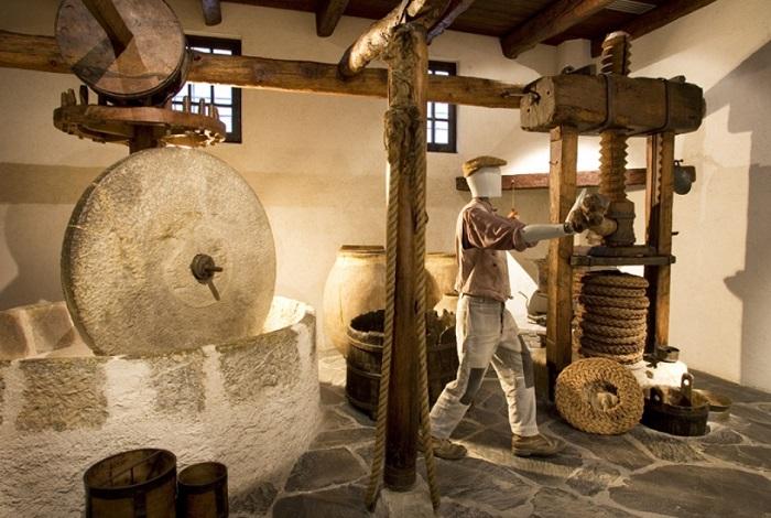 Музей производства оливкового масла