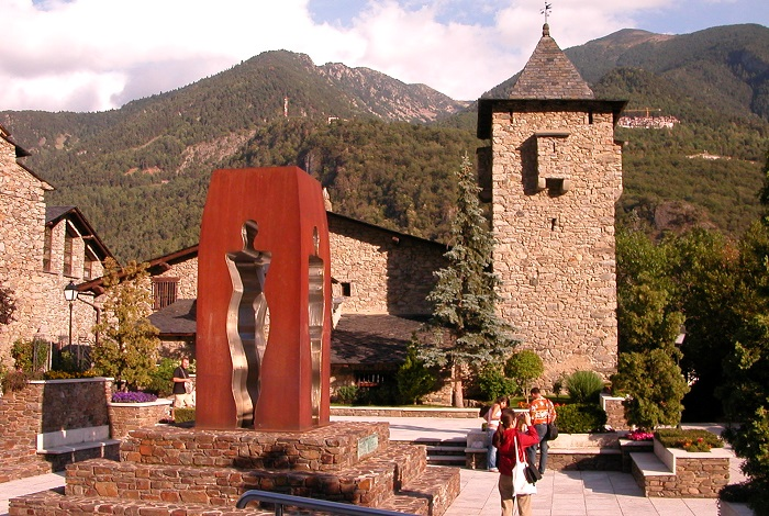 церковь Святого Арменголя 11-12 веков