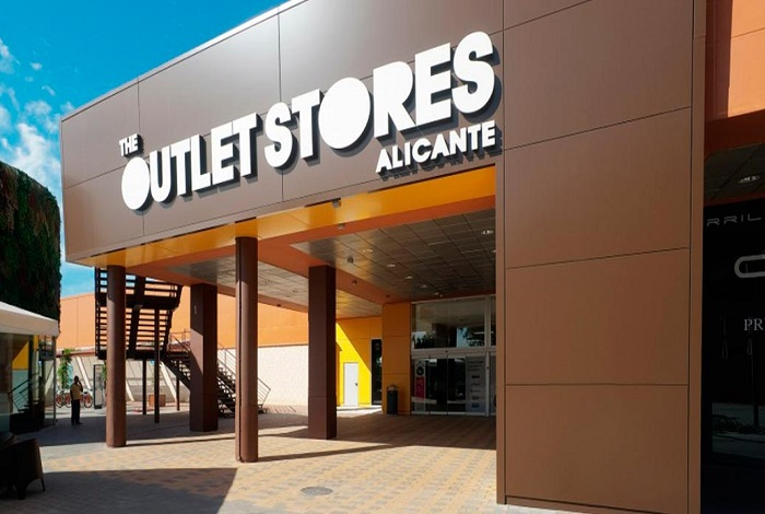 Аутлет-парк The outlet stores