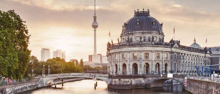 Достопримечательности Берлина - YouTube | 330x770