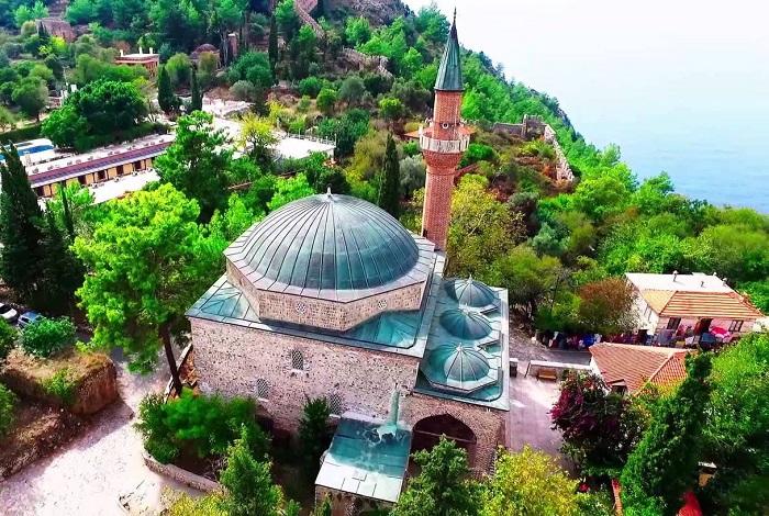 Мечеть Сулейманийе (Мечеть Аладдина)