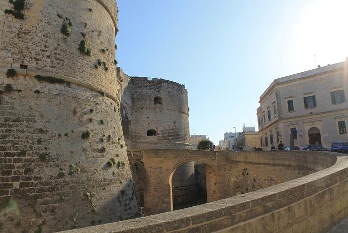 Оборонительный замок