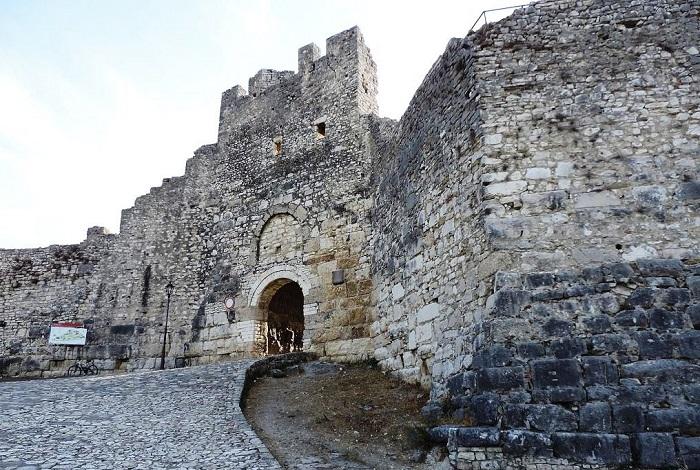 Крепость Берата