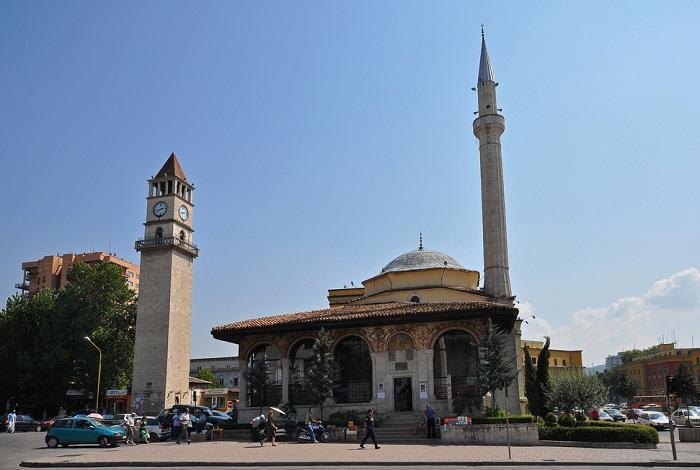Мечеть Хаджи-Этхем-Бэй
