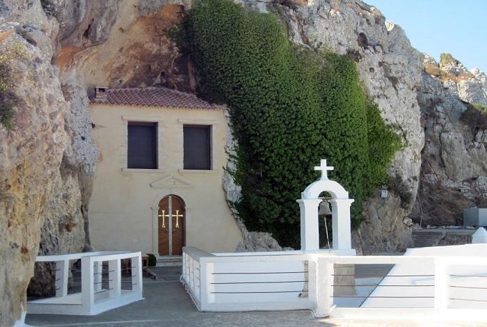 Монастырь Божьей Матери Фанеромени