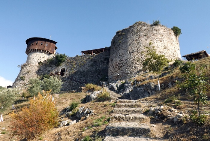 Замок Петрела