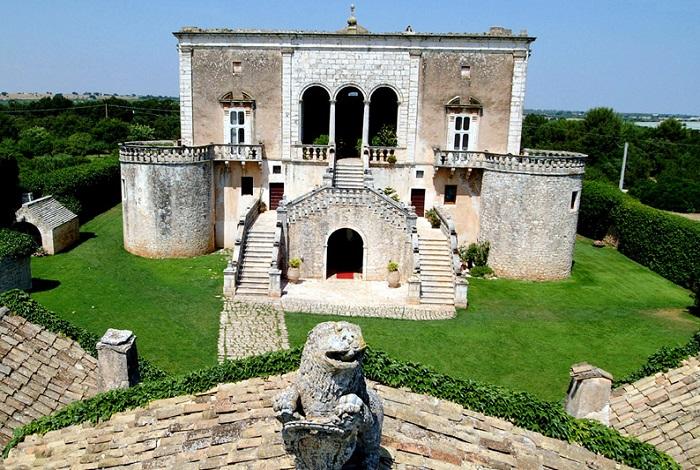 Замок Маркионе