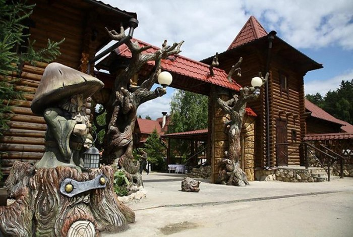 Этнографический детский парк «Добродея»