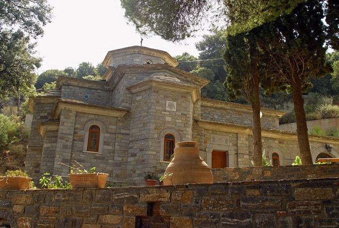 Монастырь Кремаста