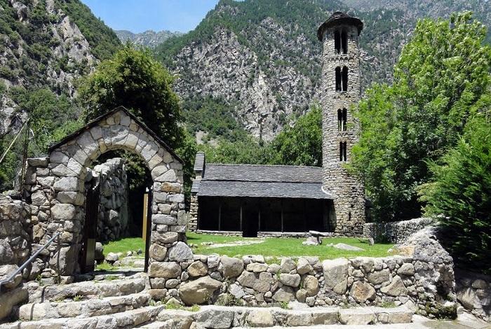 андорра постройки начала 16 века