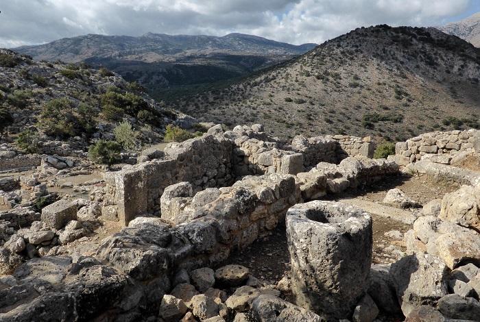 Руины Лато