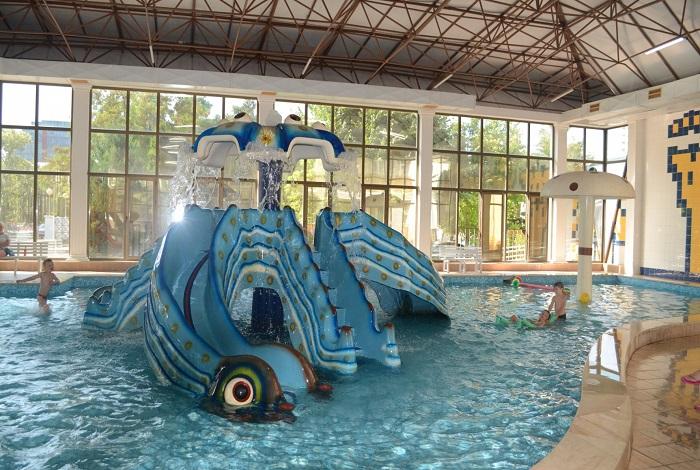 Детский аквапарк «Осьминожка»