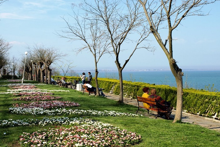 Морской сад