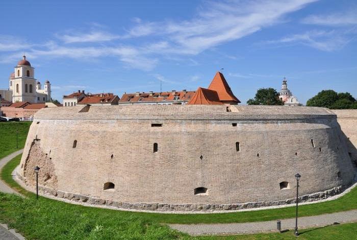 Бастион Оборонительной Стены