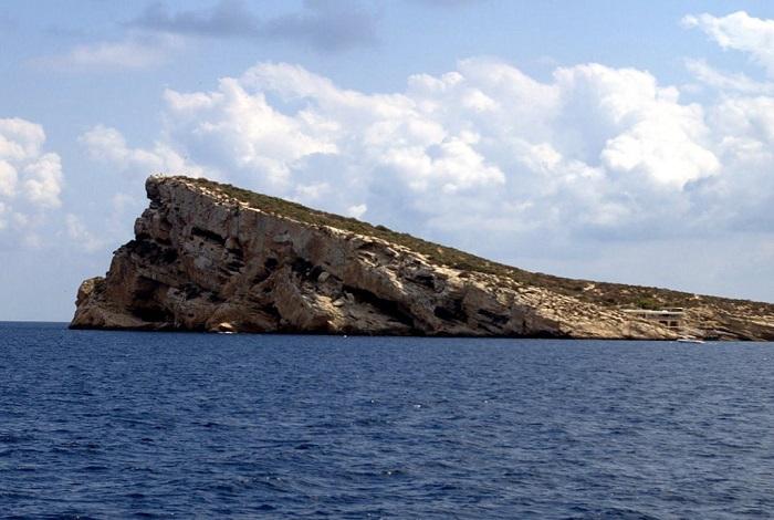 На острове Бенидорм
