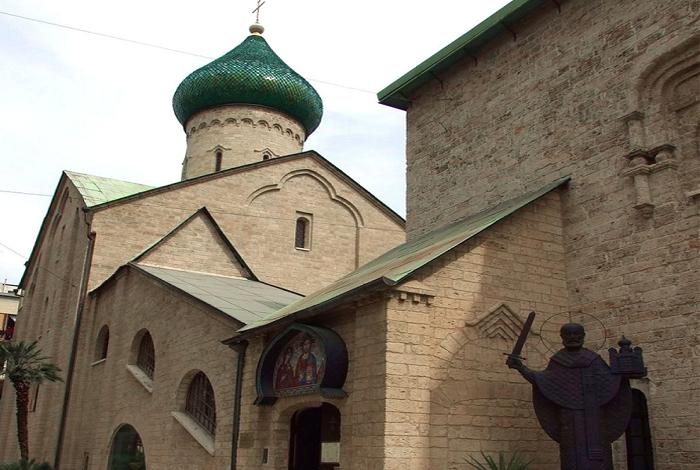 Церковь Николая Чудотворца (Русская церковь)