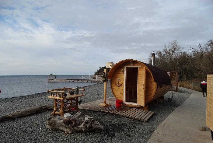 Русская баня «Морская»