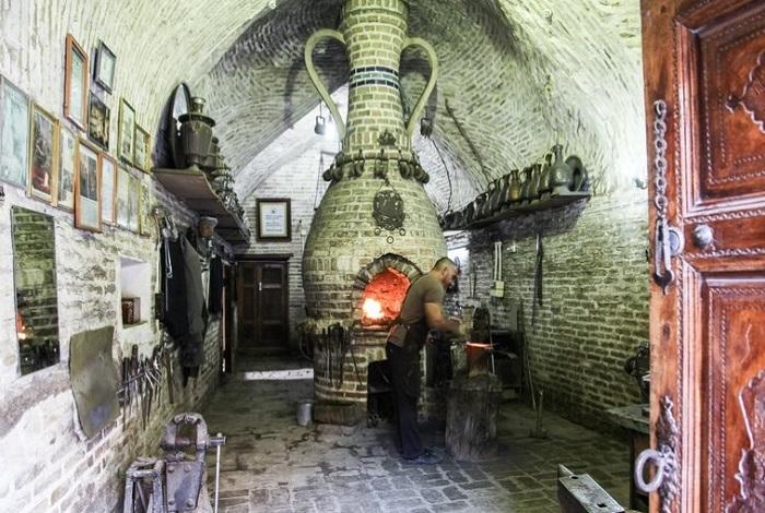 Музей-мастерская кузнечного дела