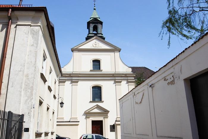 Костёл святого Бенона