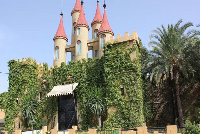 В замке графа Альфаса
