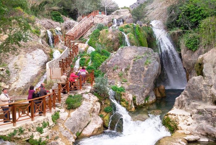 На водопадах Альгара