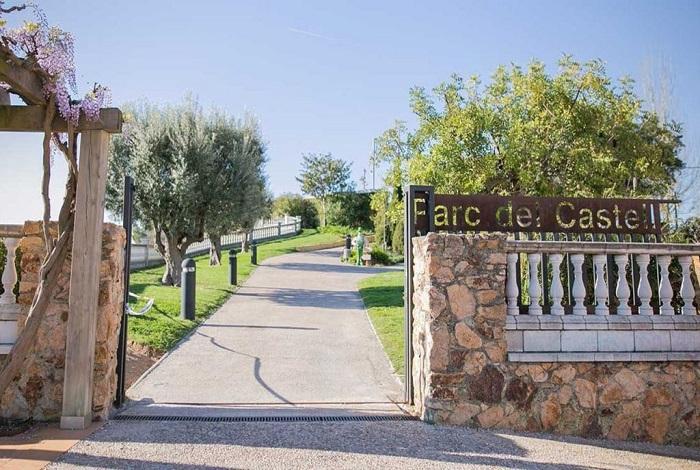 Парк дель Кастель