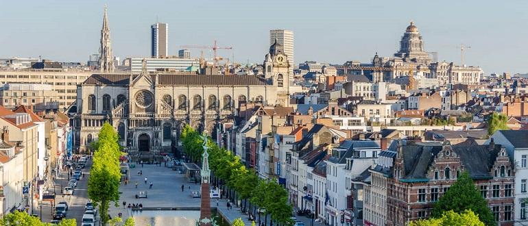 Достопримечательности Брюсселя: Топ-15 (ФОТО)