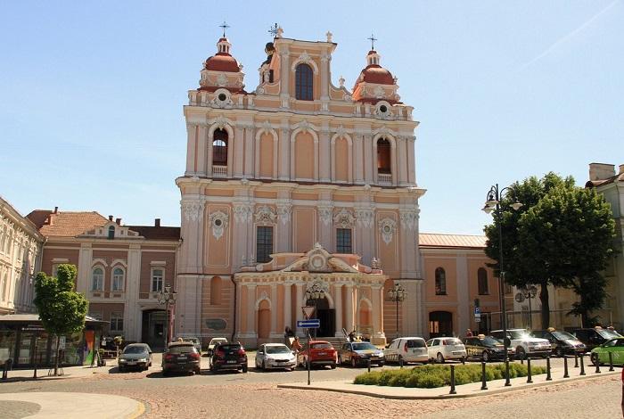 Костёл Святого Казимира