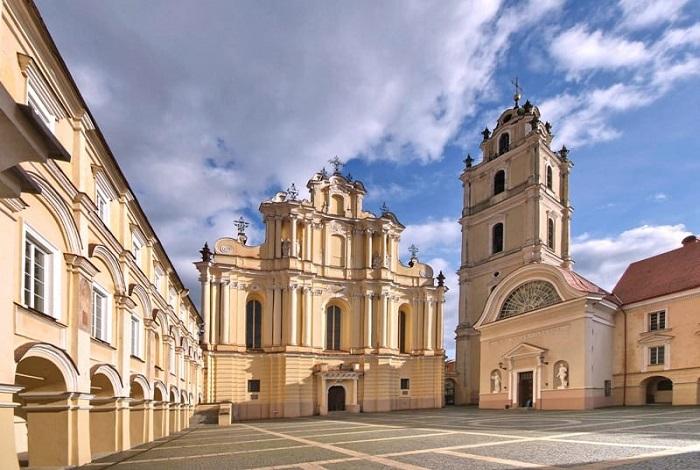 Костел Святых Иоаннов