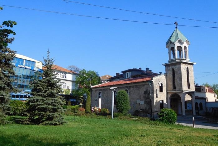 Армянская церковь Святого Креста