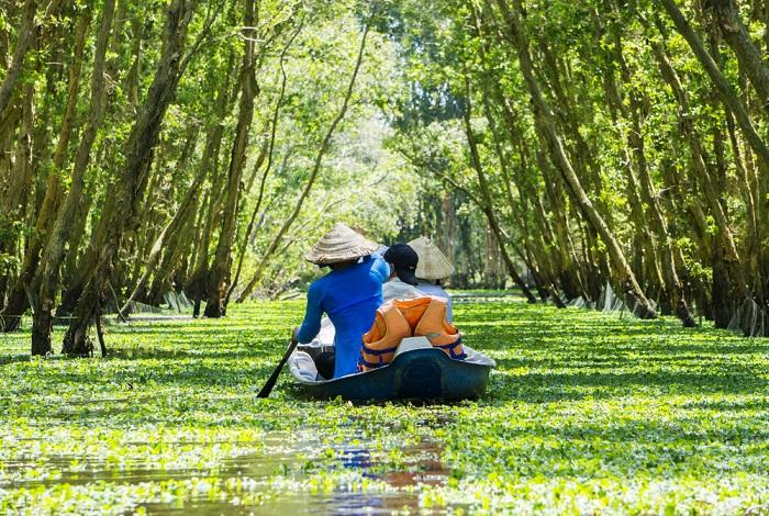 Сайгон — дельта реки Меконг