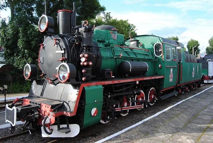 Музей узкоколейной железной дороги