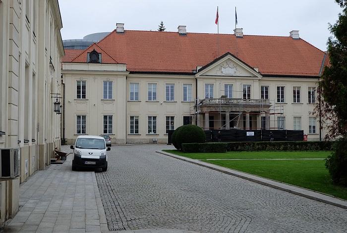 Дворец Потоцких.