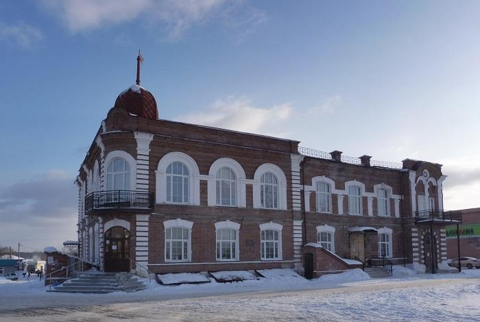Дом купца Путимцева