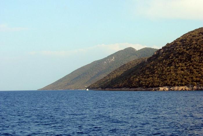 бодрум Чёрный остров Кара Ада