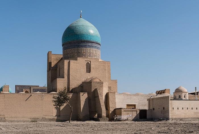 Мечеть Курган
