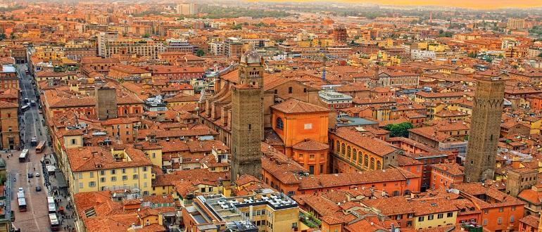 Достопримечательности Болоньи - фото c названиями и описанием