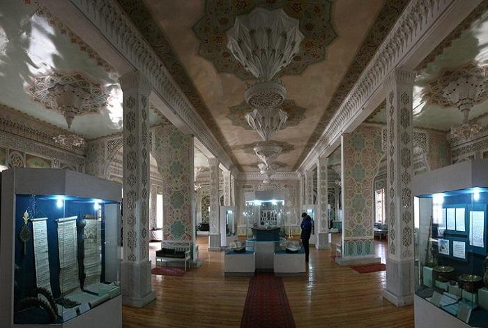 Музей искусств имени Камолиддина Бехзода