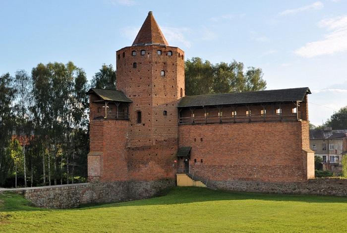 Замок Мазовецких Князей