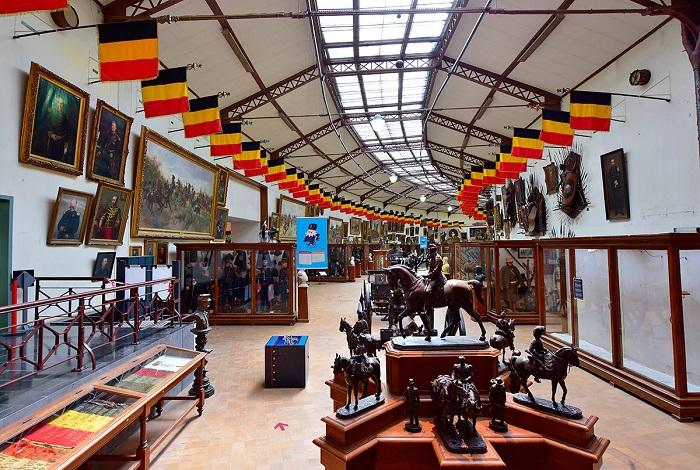 Королевский музей армии и военной истории Бельгии