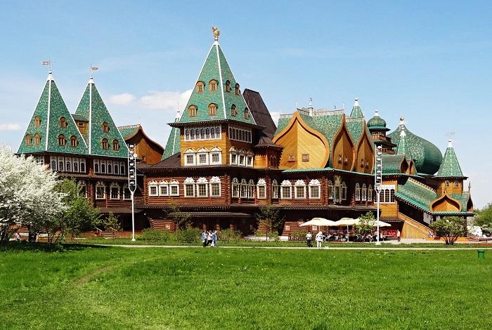 Коломенское (царская резиденция)