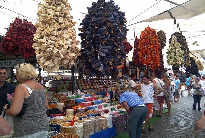 Рынок Бодрума