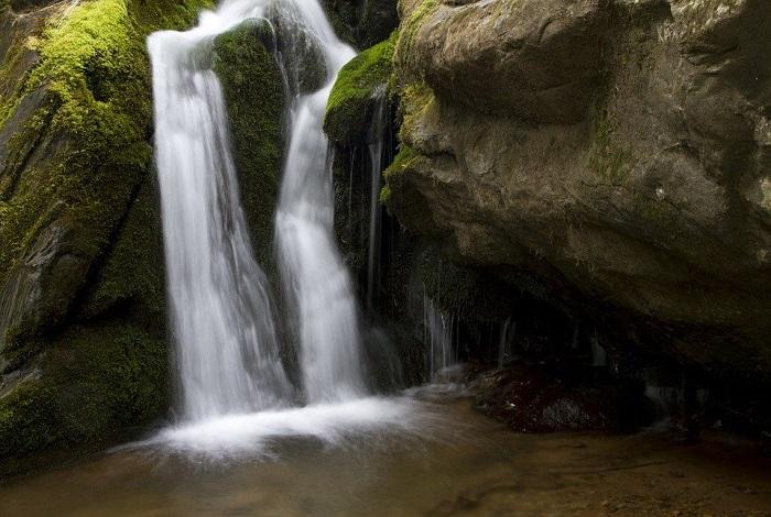 Водопад «Жемчужный»