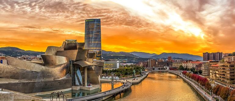 Достопримечательности Бильбао (Испания) - Топ лучших мест