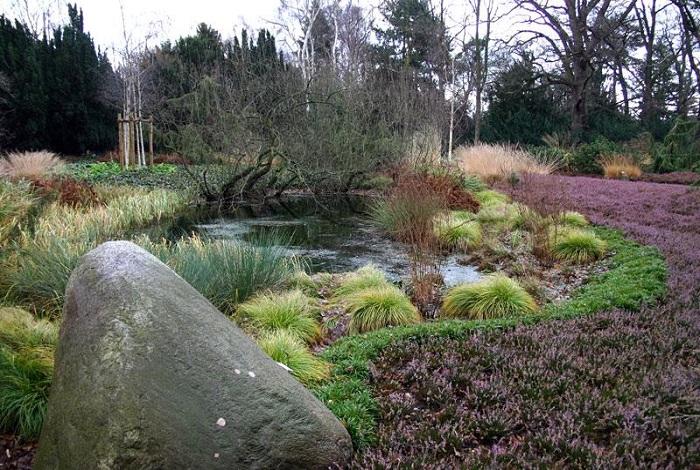 Ботанический сад Берггартен